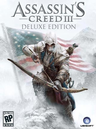 Assassin S Creed Iii Deluxe Edition Uplay Key Global G2a Com