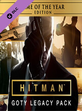 HITMAN - GOTY Legacy Pack Steam Key GLOBAL - G2A COM
