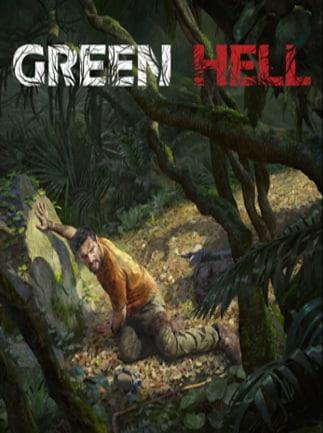 Green Hell Steam Key GLOBAL