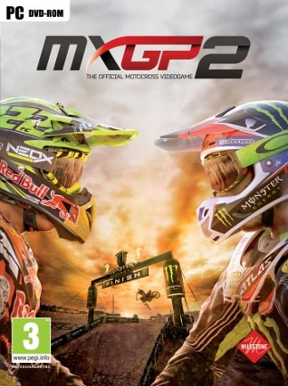 MXGP2 - The Official Motocross Videogame Steam Key GLOBAL - box