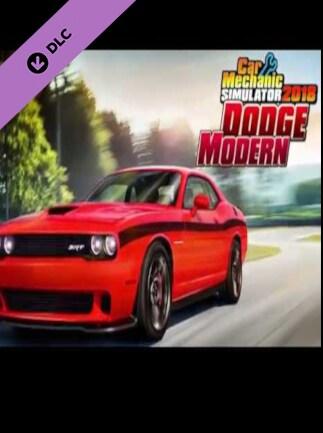 Car Mechanic Simulator 2018 - Dodge Modern DLC Steam
