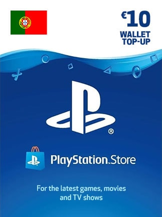 PlayStation Network Gift Card 10 EUR - PSN PORTUGAL