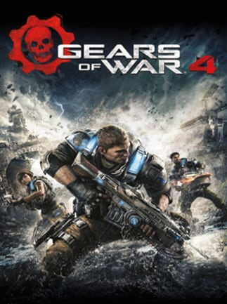 Gears of War 4 PC/Xbox One - Buy Game CD-Key
