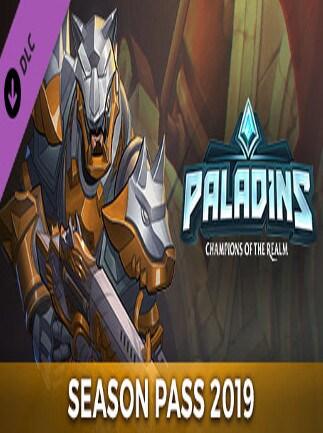 Paladins - Season Pass 2019 Steam Gift UNITED KINGDOM