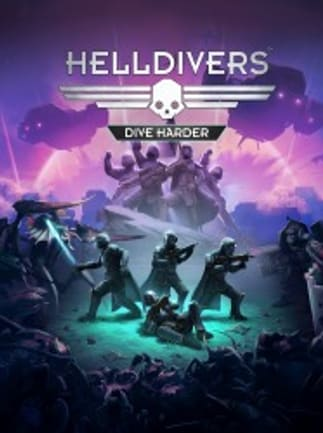 HELLDIVERS Dive Harder Edition - Steam - Key GLOBAL