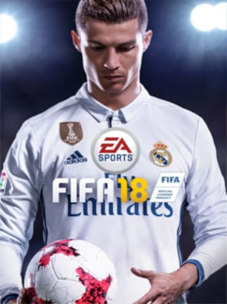 FIFA 18 Origin Key GLOBAL - ボックス