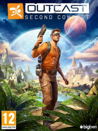 Outcast - Second Contact Steam Key PC GLOBAL - box