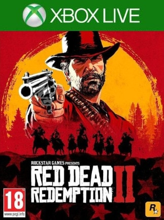Red Dead Redemption 2 Xbox One Buy Xbox Live Game Cd Key