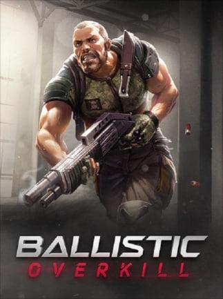 Ballistic Overkill Steam Key GLOBAL