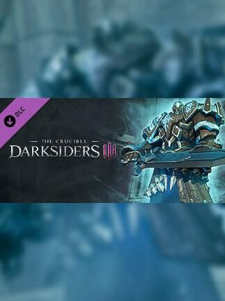 Darksiders III - The Crucible Steam Key GLOBAL - G2A COM