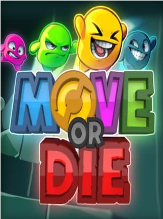 Move or Die Steam Key GLOBAL