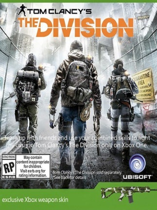 Tom Clancy's The Division: Weapon Skin Key XBOX LIVE GLOBAL