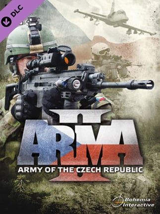 Arma 2: Army of the Czech Republic Steam Key GLOBAL - box