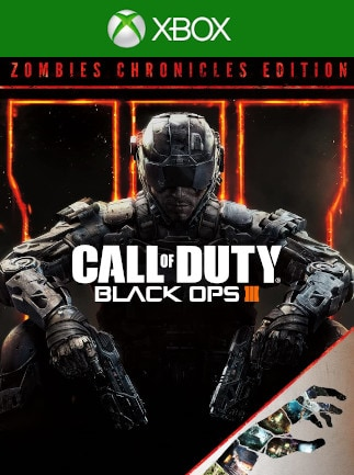 Call Of Duty Black Ops Iii Zombies Chronicles Edition Xbox One Xbox Live Key United States G2a Com