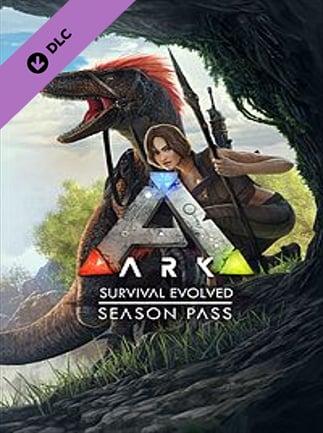 ARK: Survival Evolved Season Pass (PC) - Buy Steam Game Key