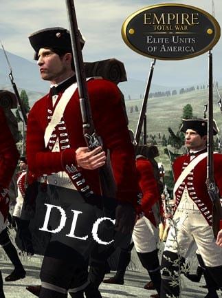 Empire: Total War - Elite Units of America Steam Key GLOBAL