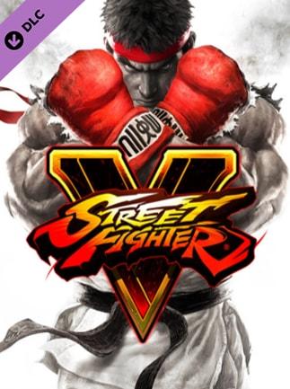 Street Fighter V - Costume Pack Key PSN PS4 EUROPE - box
