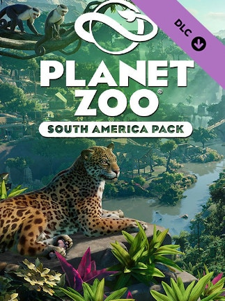 Planet Zoo: South America Pack (PC) - Steam Gift - NORTH AMERICA