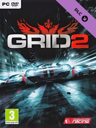 GRID 2 All In DLC Pack PC Steam Key GLOBAL