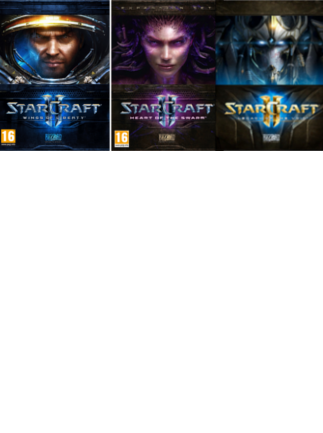 StarCraft 2: Campaign Collection Battle net Key GLOBAL - G2A COM