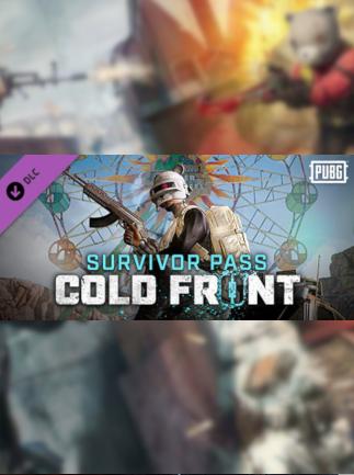PUBG Survivor Pass: Cold Front (PC) - Steam Gift - NORTH AMERICA