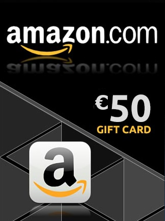 Amazon Gift Card 50 EUR Amazon GERMANY - box
