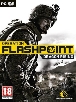 Operation Flashpoint: Dragon Rising Steam Key GLOBAL