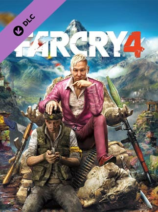 Far Cry 4 - Escape From Durgesh Prison Steam Key RU/CIS