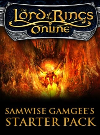 The Lord of the Rings Online: Samwise Gamgee's Starter Pack Code LOTRO Key GLOBAL