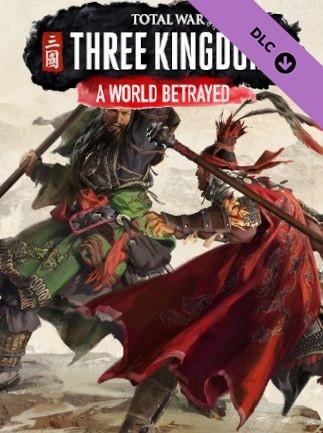 Total War: THREE KINGDOMS - A World Betrayed - Steam - Gift GLOBAL