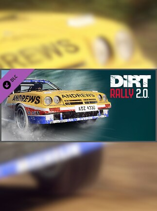 DiRT Rally 2.0 - Opel Manta 400 (DLC) - Steam Key - GLOBAL
