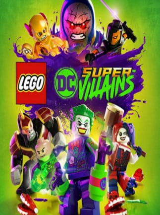 Lego Dc Super Villains Steam Gift Global G2a Com