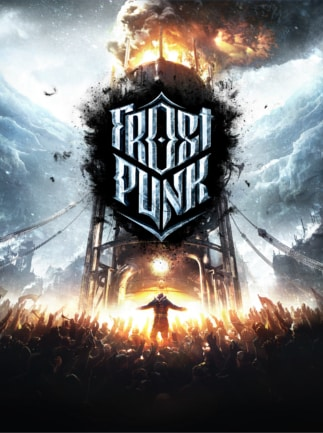 Frostpunk Steam Key GLOBAL - box