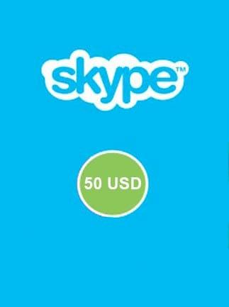 Skype Prepaid Gift Card 50 USD Skype GLOBAL - screenshot - 3