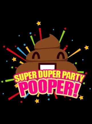 Super Duper Party Pooper Steam Key GLOBAL
