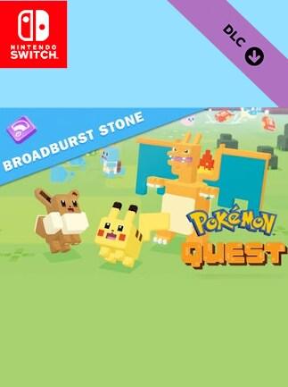 Pokémon Quest Broadburst Stone (DLC) - Nintendo Switch - Key EUROPE