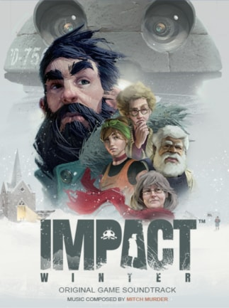 Impact Winter Steam Key GLOBAL - box