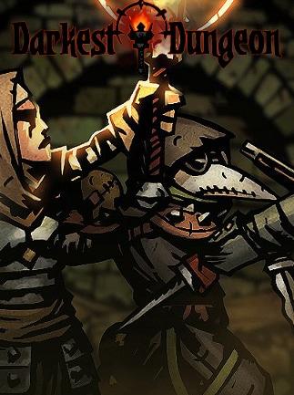 Darkest Dungeon Steam Key GLOBAL - box