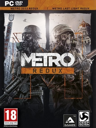 Metro Redux Bundle (PC) - Buy Steam Game Key