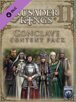 Crusader Kings II - Conclave Content Pack Steam Key RU/CIS