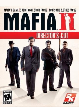 Mafia Ii Director S Cut Gog Com Key Global G2a Com