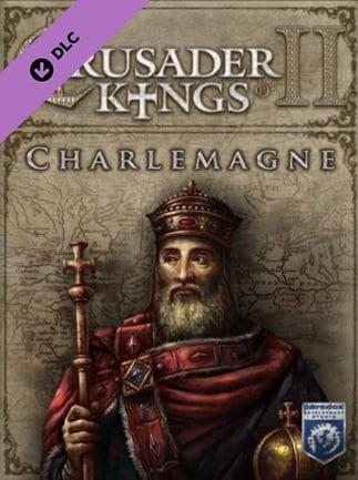 Crusader Kings II - Charlemagne Steam Key RU/CIS