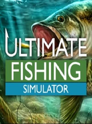 Ultimate Fishing Simulator Steam Key PC GLOBAL - G2A COM