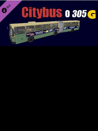 OMSI 2 Add-On Citybus O305G Steam Key GLOBAL