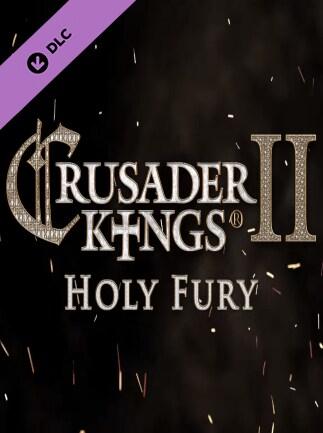 Crusader Kings II: Holy Fury Steam Key GLOBAL - box