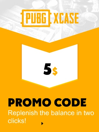 PubgXcase Gift Card 5 USD Code