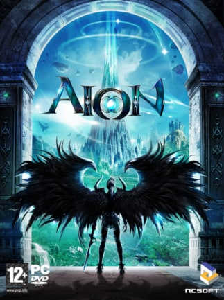 Aion Gold Pack Gameforge Key GLOBAL 30 Days - box