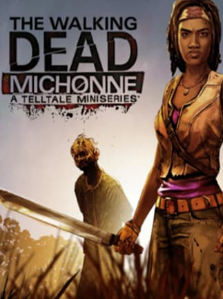 The Walking Dead: Michonne - A Telltale Miniseries Telltale Games Key GLOBAL - box