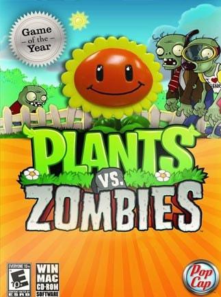 Plants vs. Zombies GOTY Edition Steam Key GLOBAL - box