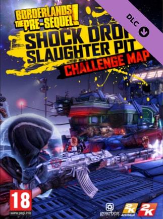 Borderlands: The Pre-Sequel Shock Drop Slaughter Pit Steam Key GLOBAL